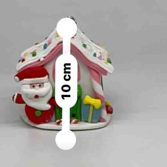 خانه کریسمسی بابانوئل