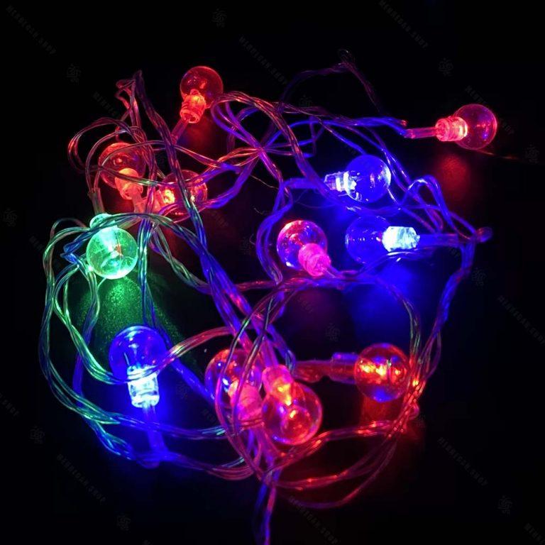 ریسه ال ای دی سیمی مدل لامپ