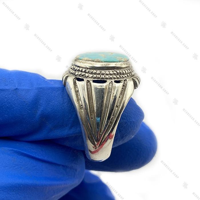 انگشتر فیروزه شجری نیشابور