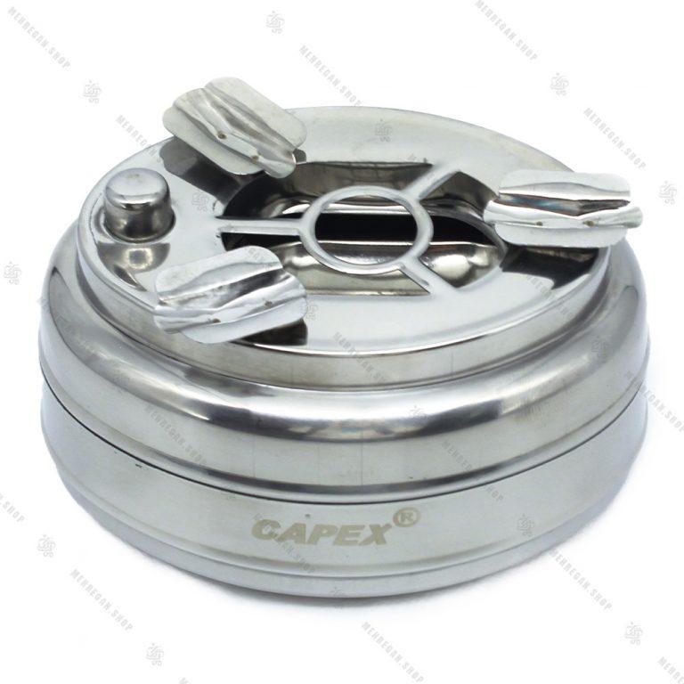 زیر سیگاری فشاری استیل CAPEX