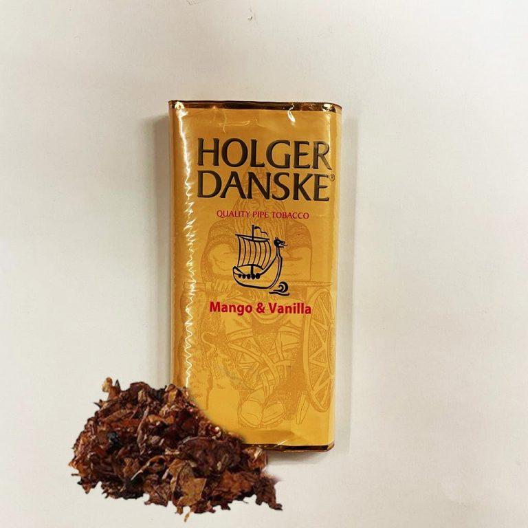 توتون پیپ Holger Danske Mango & Vanilla