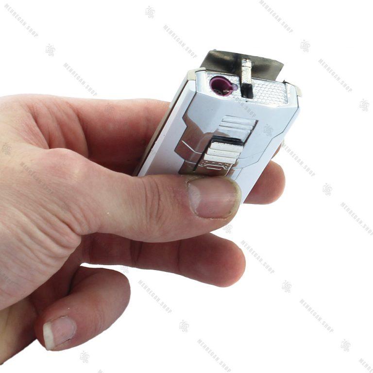 فندک سرامیکی جیفنگ Jifeng مدل کوره ای سفید