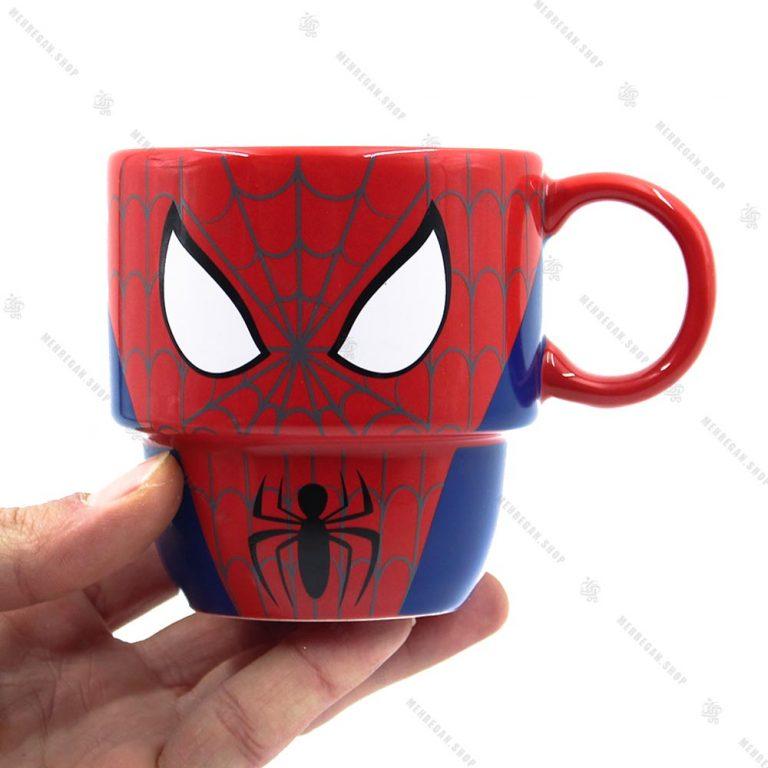 ماگ سرامیکی مدل اسپایدر من Spider Man