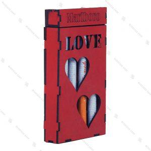 جعبه شکلات کادویی طرح سیگار مارلبرو Marlboro