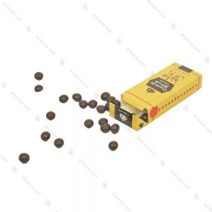 شکلات کادویی طرح سیگار کاپتان بلک زرد
