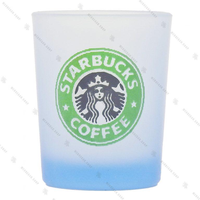 ست نوشیدنی ۶ عددی مدل Star Bucks