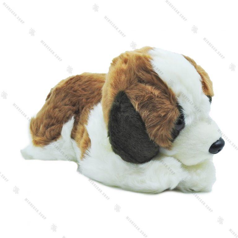 عروسک پولیشی طرح سگ مدل آرورا Aurora