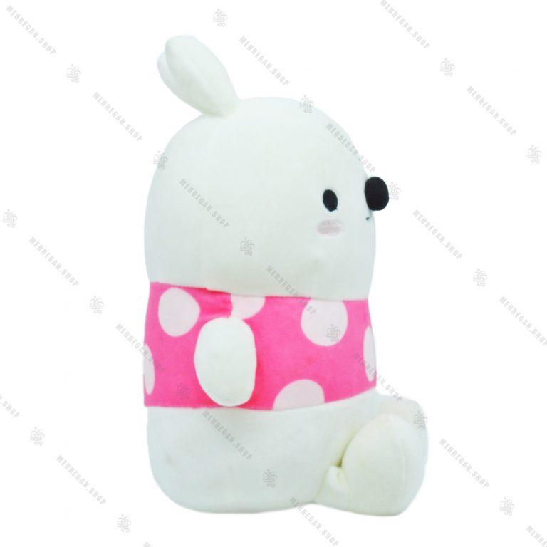 عروسک پولیشی خرگوش مدل Happy Bunny