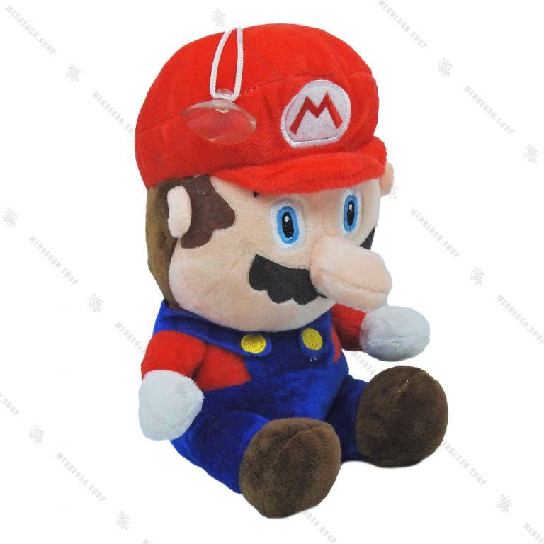 آویز عروسک پولیشی سوپر ماریو کلاه قرمز