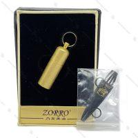 فندک بنزینی زورو Zorro مدل کپسول