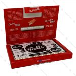 بسته 80 عددی فیلتر سیگار آماده ضد سرفه رولز Rolls