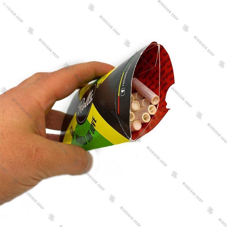 فیلتر سیگار دست پیچ ضد سرفه رولز Rolls