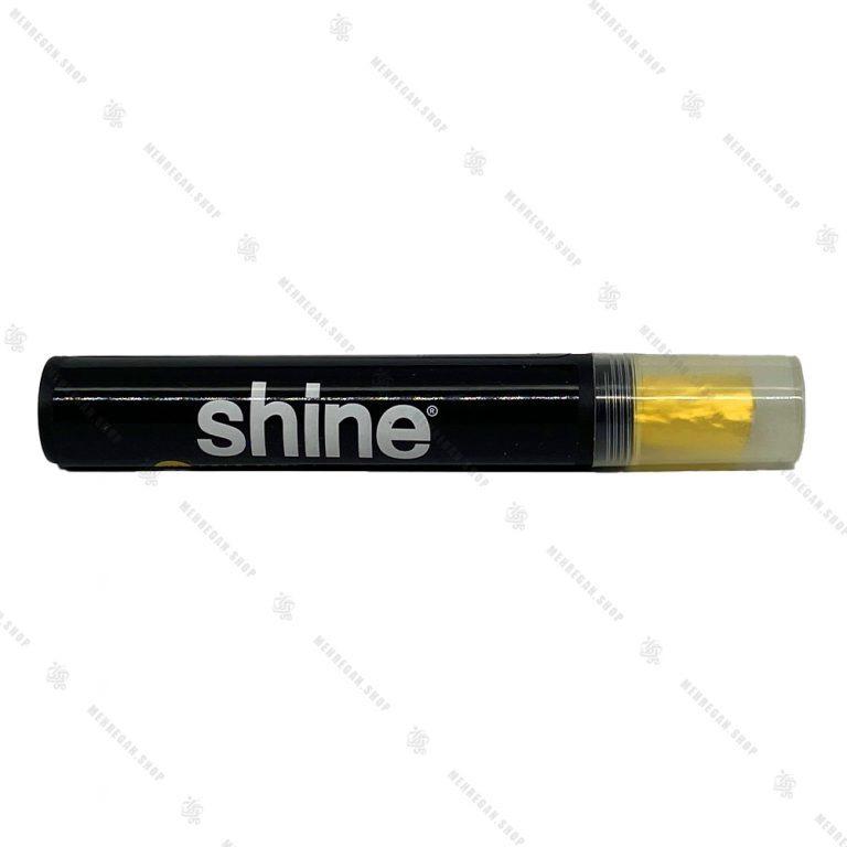 ورق تک سیگار پیچ طلا ۲۴k شاین Shine
