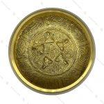 کاسه تبتی طلایی سایز 1