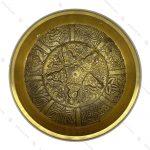 کاسه تبتی طلایی سایز 3