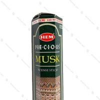 عود خوشبو کننده هم HEM مدل ماسک (مشک) Musk