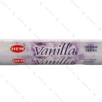 عود خوشبو کننده هم HEM مدل وانیل Vanilla