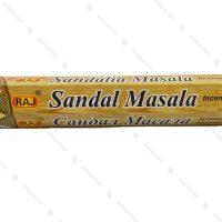 عود خوشبو کننده راج مدل SANDAL MASALA