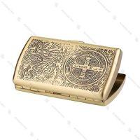جعبه سیگار برنزی Guipai مدل کنستانتین
