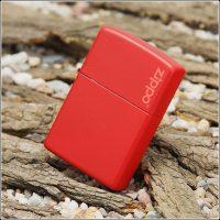 فندک زیپو Zippo مدل233ZL RED MATT