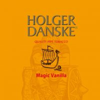 توتون پیپ مک بارن مجیک وانیلا Holger Danske MagicVanilla
