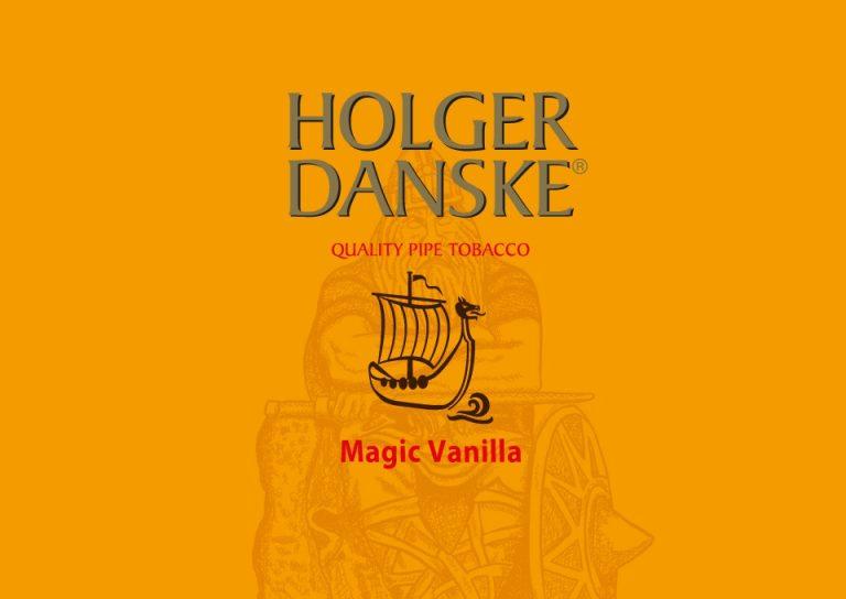 توتون پیپ مجیک وانیلا Holger Danske MagicVanilla