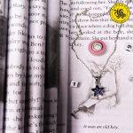 گردنبند نقره زنانه طرح ستاره 3.14 گرمی