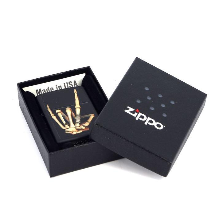 فندک زیپو Zippo اصل مدل Heavy Metal کد ۲۸۴۳۸