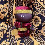 عروسک پارچه ای حاجی فیروز