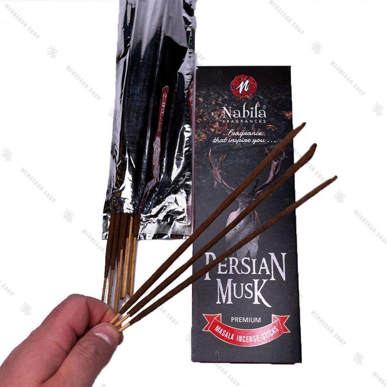 عود خوشبو کننده مشک ایرانی Persian Musk