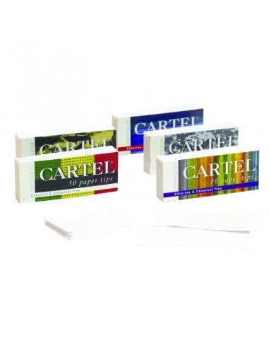فیله سیگار دست پیچ (فیلتر تیپ) Cartel