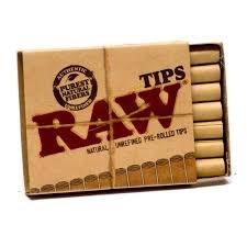 فیله سیگار دست پیچ آماده 21 عددی RAW