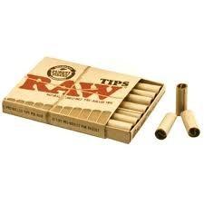 فیله سیگار دست پیچ آماده ۲۱ عددی RAW