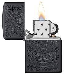 فندک زیپو Zippo مدل Tone On Tone Design کد۲۹۹۸۹