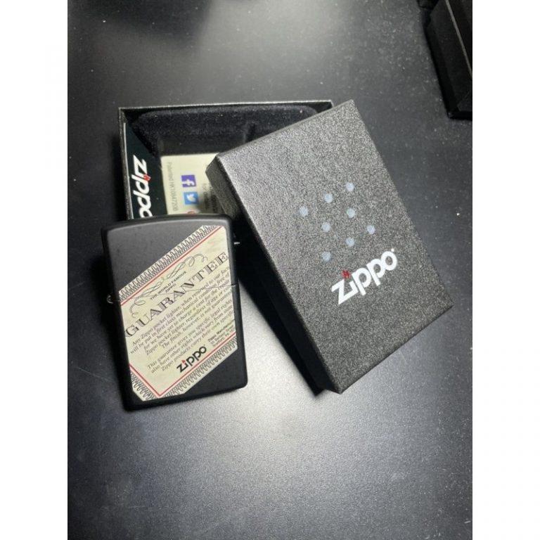 فندک زیپو Zippo مدل Planeta Quarantee کد ۲۱۸
