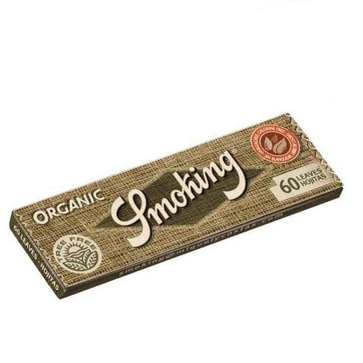کاغذ سیگار پیچ کوتاه اسموکینگ ارگانیک Smoking Organic