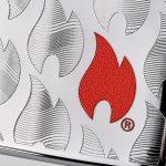 فندک زیپو Zippo مدل Zippo Flames Design کد 29678