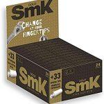 کاغذ سیگار فیله دار بلند SMK Gold