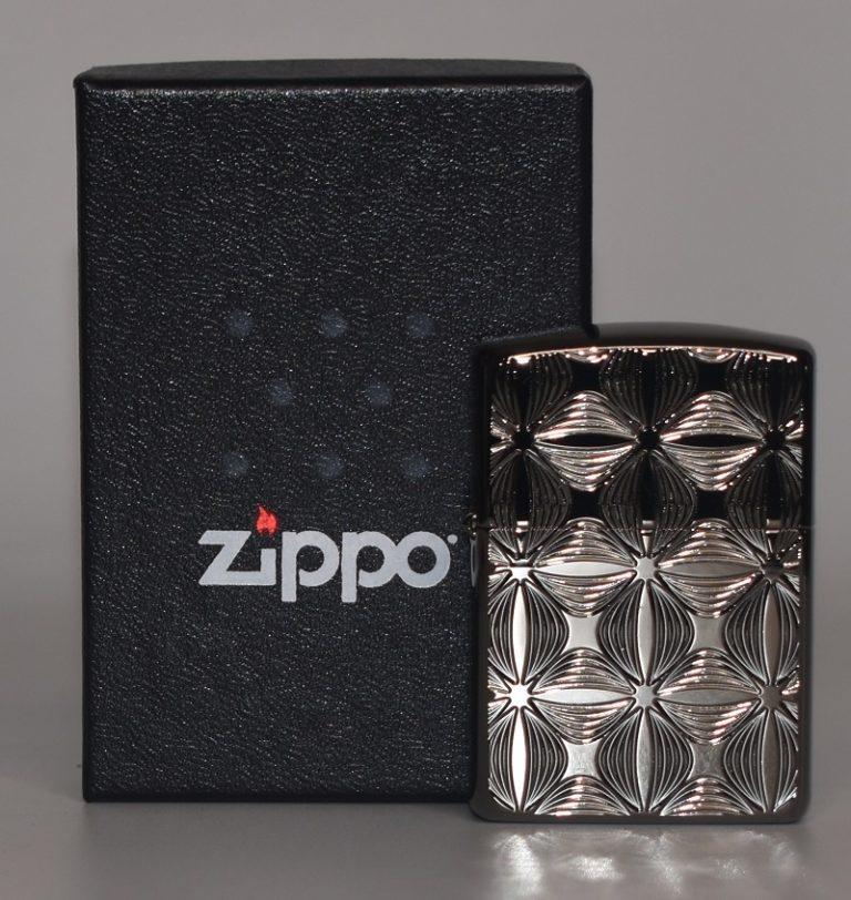 فندک زیپو Zippo مدل Decorative Pattern Design کد ۲۹۶۶۵