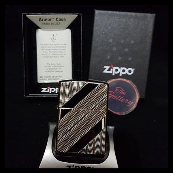 فندک زیپو Zippo مدل Coils کد ۲۹۴۲۲