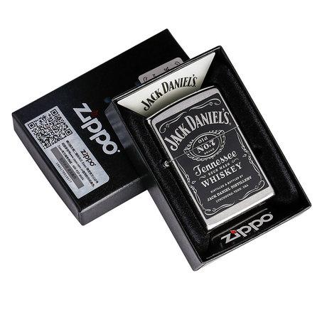 فندک زیپو Zippo مدل Jack Daniel Lable کد ۲۴۷۷۹