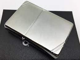 فندک زیپو Zippo مدل Vintage BR Fin Chrome کد ۲۳۰
