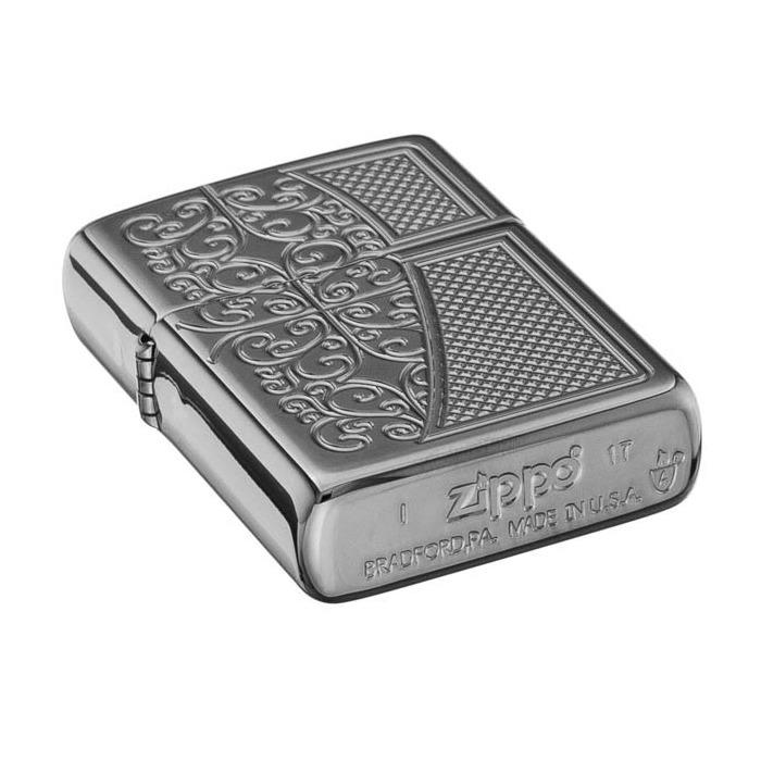 فندک سیگار زیپو Zippo مدل OLD Royal Filigree