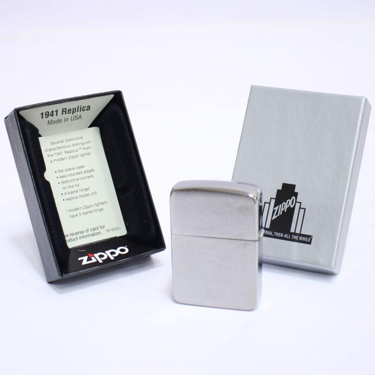 فندک زیپو Zippo مدل Replica Black Ice کد ۲۴۰۹۶