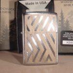 فندک زیپو Zippo مدل Woodchuck Sweep کد 29902