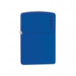 فندک زیپو Zippo مدل ROYAL BLUE MATTE کد 229ZL