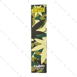 کاغذ سیگار کلیپر مدل Clipper Camouflage