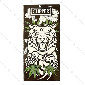 کاغذ سیگار کلیپر مدل Clipper Jungle Weed