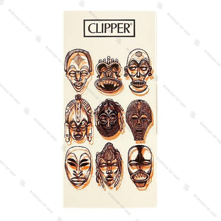 کاغذ سیگار کلیپر مدل Clipper Dolly Noire Collection
