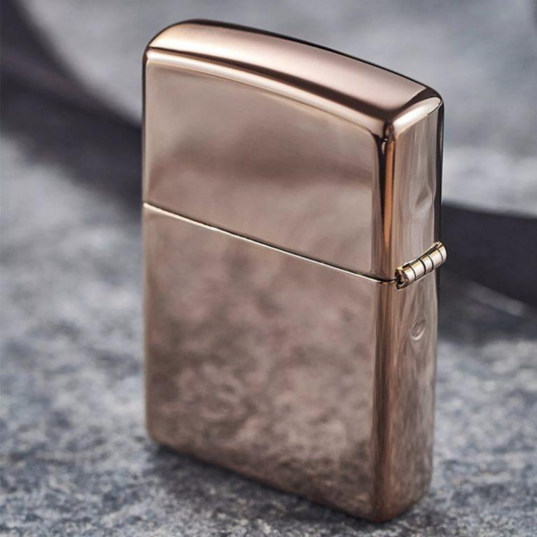 فندک زیپو Zippo مدل Rose Gold کد ۴۹۱۹۰